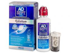 AO SEPT PLUS HydraGlyde šķīdums 90 ml