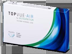 TopVue Air for Astigmatism (3lēcas)