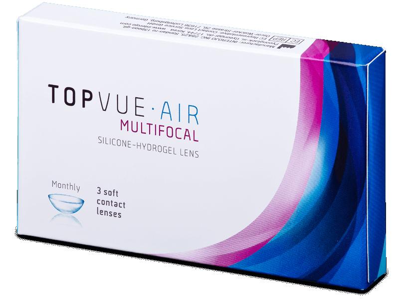 TopVue Air Multifocal (3 lēcas)