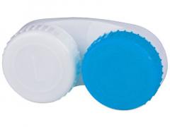 Lēcu konteineris Zils & Balts L+R