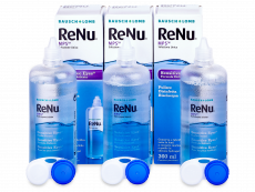 ReNu MPS Sensitive Eyes šķīdums 3 x 360 ml
