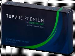 TopVue Premium for Astigmatism (3lēcas)
