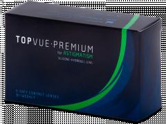 TopVue Premium for Astigmatism (6lēcas)