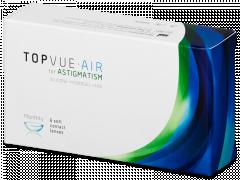 TopVue Air for Astigmatism (6lēcas)