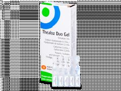 Acu pilieni Thealoz Duo Gel 30x 0,4g