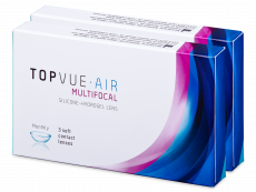 TopVue Air Multifocal (6 lēcas)