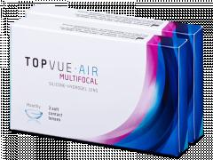 TopVue Air Multifocal (6 lēcas)