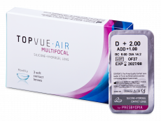 TopVue Air Multifocal (1 lēca)