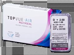 TopVue Air Multifocal (1lēca)