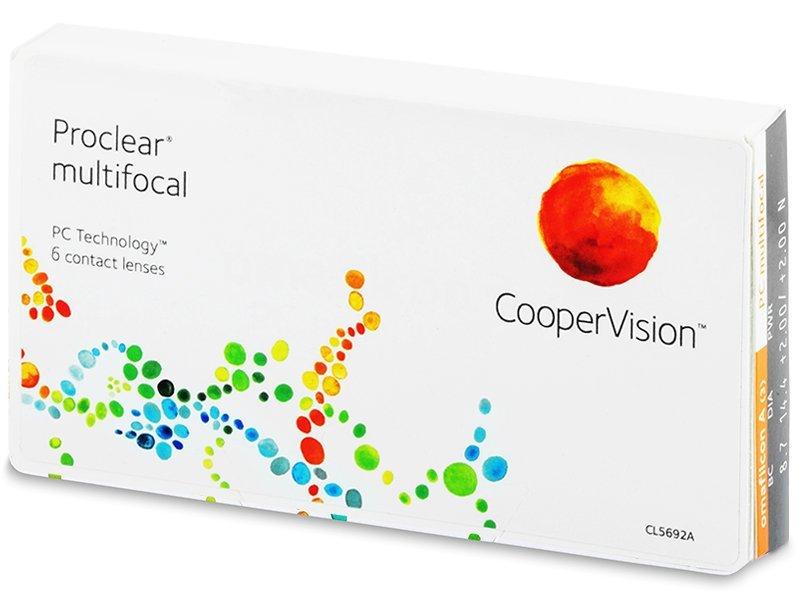 Proclear Multifocal XR (6 lēcas)
