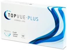 TopVue Monthly Plus (6 lēcas)