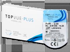 TopVue Monthly Plus (1lēcas)