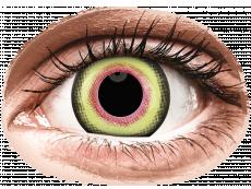 ColourVUE Crazy Lens - Mad Hatter - dienas bez dioptrijas (2lēcas)