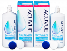 Acuvue RevitaLens šķīdums 2x 360 ml