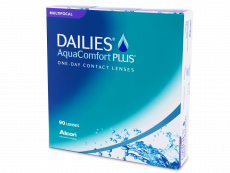 Dailies AquaComfort Plus Multifocal (90 lēcas)