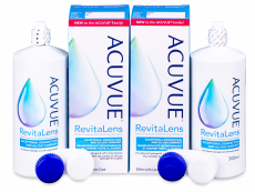 Acuvue RevitaLens šķīdums 2x 300 ml