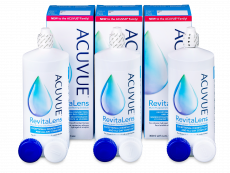 Acuvue RevitaLens šķīdums 3x 300 ml