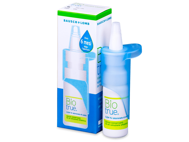 Biotrue MDO mitrinošie acu pilieni (10 ml)