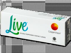 Live Daily Disposable (30 lēcas)