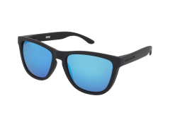 Hawkers Carbon Black Clear Blue One