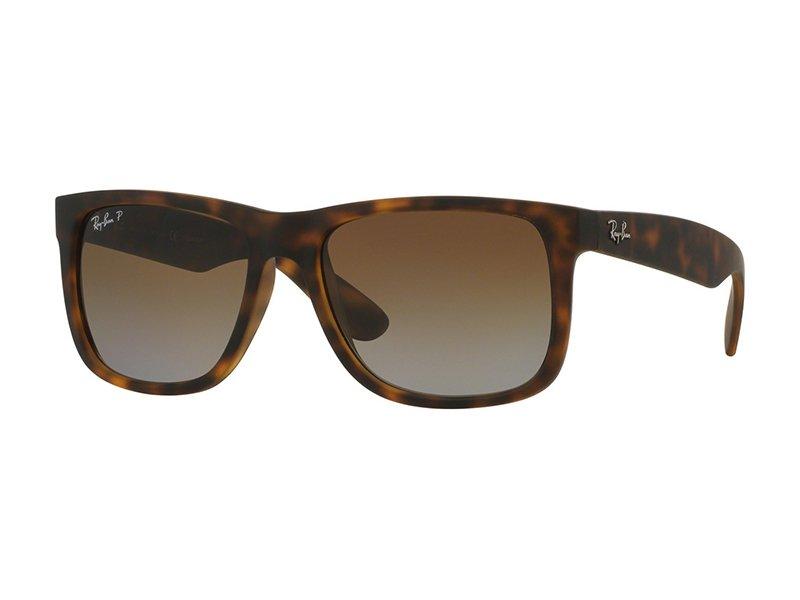 Saulesbrilles Ray-Ban Justin RB4165 - 865/T5 POL