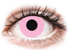 CRAZY LENS - Barbie Pink - dienas ar dioptriju (2 lēcas)