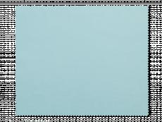 Kopšanas drāniņa brillēm - gaiši zila
