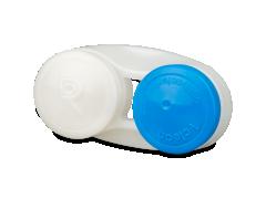 Antibakeriāls lēcu konteinerītis - zils