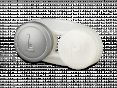 Antibakeriāls lēcu konteinerītis - pelēks