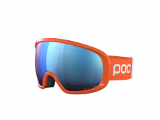 POC Fovea Clarity Comp Fluorescent Orange/Spektris Blue