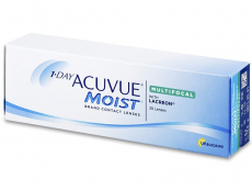 1 Day Acuvue Moist Multifocal (30 lēcas)