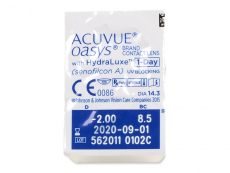 Acuvue Oasys 1-Day (30 lēcas)