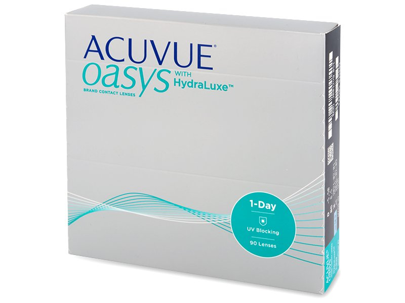 Acuvue Oasys 1-Day (90 lēcas)