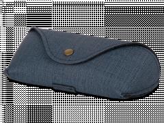 Zils futlāris brillēm SH224-1