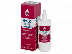 HYLO DUAL INTENSE acu pilieni 10 ml