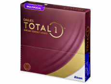 Dailies TOTAL1 Multifocal (90 lēcas)