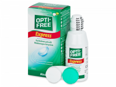 OPTI-FREE Express šķīdums 120ml
