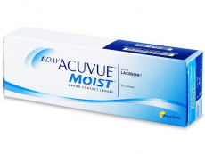 1 Day Acuvue Moist (30 lēcas)