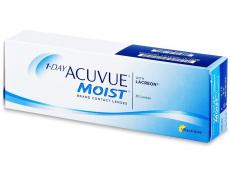 1 Day Acuvue Moist (30lēcas)