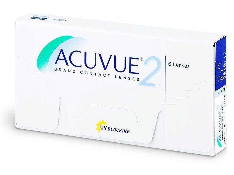 Acuvue 2 (6lēcas)