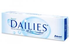 Focus Dailies All Day Comfort (30lēcas)