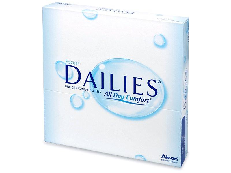 Focus Dailies All Day Comfort (90lēcas)
