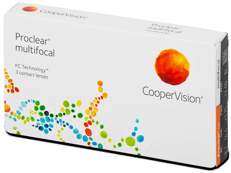 Proclear Multifocal (3lēcas)