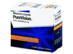 PureVision Toric (6lēcas)