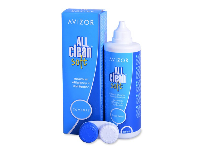 Avizor All Clean Soft šķīdums 350 ml