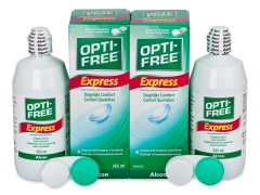 OPTI-FREE Express šķīdums 2x355ml