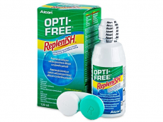OPTI-FREE RepleniSH šķīdums 120 ml