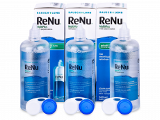 ReNu MultiPlus šķīdums 3 x 360 ml