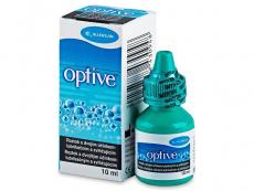 OPTIVE acu pilieni 10ml