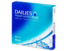 Dailies AquaComfort Plus (90 lēcas)